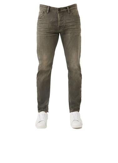 Five Pocket Five Pocket Erkek Kot Pantolon 7287-U545 7287-U545-BARTEZ084 Haki